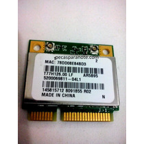 Placa De Rede Whireless T77h126-00 Lf Para Notebooks
