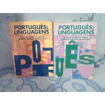 Português: Linguagens- Literatura E Redação Volume 1 E 3