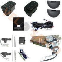 Kit Vidro Elétrico Sensorizado + Trava Elétrica Gm Chevette