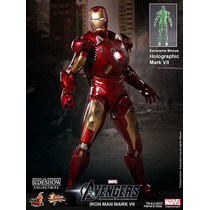 Hot Toys Marvel The Avengers Ironman Mark Vii Robert Downey