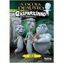 Dvd A Escola De Susto Do Gasparzinho Volume 2