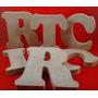 Letras Em Mdf 15cm - Decoração Festas Design Artesanato