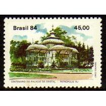 Brasil C 1372 Palácio De Cristal Petrópolis 1984 Nnn