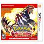 Pokémon Omega Ruby 3ds Região Usa | Com Garantia De Loja!