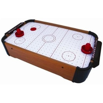 Mini Jogo De Hockey De Mesa (air Game) (51x31x10)