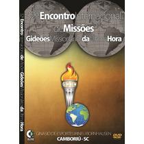 Dvd Gideões - Camboriú 2014 / Pr. Samuel Mariano.