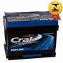 Bateria Automotiva Selada Cral Top Line 60a Direita