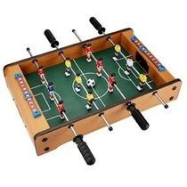 Mini Jogo De Pebolim Tabletop Foosball