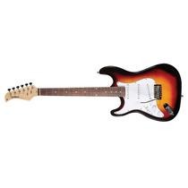 Guitarra Waldman De 6 Cordas Canhota 3 Captadores Single 22