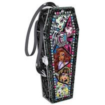 Bolsa Caixão Porta Bonecas Monster High Mhpu3 Intek