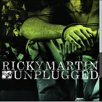 Cd Ricky Martin - Mtv Unplugged * Lacrado Raridade Original