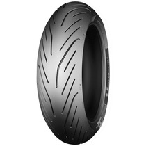 Pneu Michelin Power 3 180/55-17 Hornet Cbr600rr Cb1000r R6