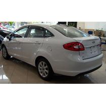 Calha De Chuva Ford New Fiesta Sedan 4 Portas - 21.014