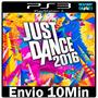Just Dance 2016 ** Mídia Digital ** Psn Ps3 Play3 > Promoção