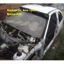 Caixa De Cambio Mecanica Kadett Gl 1.8 1996 (na Troca)