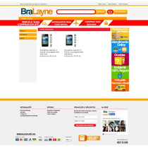 Loja Virtual Bralayne Script Php 2014 Ecommerce Exclusivo!