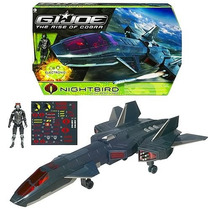 G I Joe The Rise Of Cobra Night Raven With Air Viper