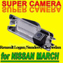 Câmera Ré Nissan March/renault Logan/sandero/clio Sedan