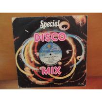Lp Disco Vinil Antigo Sylveter 1978 Disco Mix