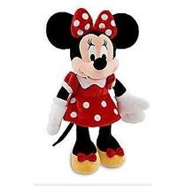 Pelucia Minnie Ou Mickey Original Cerca De 44 Cm C/etiqueta