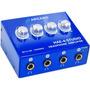 Amplificador De Fones Hae-4-studio Alta Qualidade