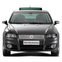 Grade Cromada Fiat Stilo Sporting Schumacher Frete Grátis