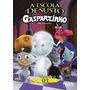 Dvd A Escola De Susto Do Gasparzinho Volume 1