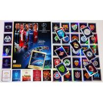 Uefa Champions League 2010/11 - Album Completo - Figs Soltas