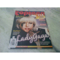 Revista Top Teen Com Lady Gaga