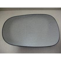 Espelho Do Retrovisor Esquerdo Com Base Renault Clio 1999/..