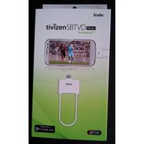 Receptor Tv Digital Tivizen Sbtvd Dongle 30 Pinos Ibz-200