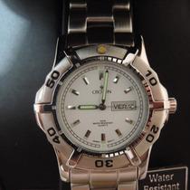 Relógio Croton Ca301051ssdw Quartz Importado Preciso Belo