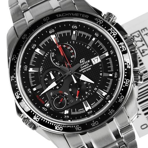 9cbaabf8334 Comprar Relógio Casio Edifice Ef-545d Preto Alarme - Leia Descrição -  Apenas R  509