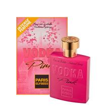 Perfume Vodka Pink Paris Elysees 100 Ml - Original E Lacrado