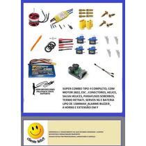 Super Combo 2822 Ccompletao Com Bateria, Horn E Extensao Y