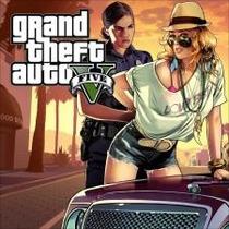 Grand Theft Auto 5 Gta V Portugues Playstation Ps3 Psn