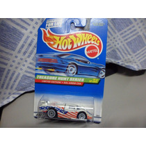 Hot Wheels T-hunt De 1998 Sol-aire Cx4 Novo