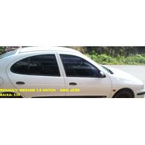Caixa Cambio Mecanico Megane Hatch 1.6 98/99 Na Troca