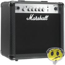 Cubo Amplificador Guitarra Marshall Mg15 Loja O F E R T A