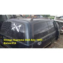 Bomba De Combustivel Omega Gls 2.0 93 (na Troca)
