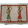 Quadro Em Mosaico 18x28 Cm - Feito À Mão