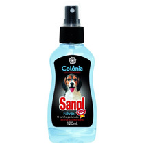 Colonia Macho 120 Ml - Sanol Dog - Meu Amigo Pet
