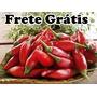 Pimenta Dedo-de-moça (graúda) - 30 Sementes - Frete Grátis