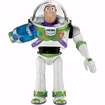 Boneco Buzz Lightyear Super Golpe Toy Story Original Mattel
