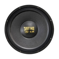 Woofer Eros Target Bass 4.5k 2250w Rms 15 Polegadas 4ohms