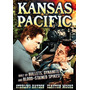 Dvd, Kansas Pacific, A Ferrovia Da Morte - Sterling Hayden