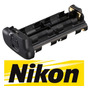 Magazine De Pilhas Para Nikon D7000 Ms-d11 Battery Grip