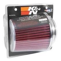 Filtro Ar Esportivo K&n Duplo Fluxo Ajustável Rg-1001