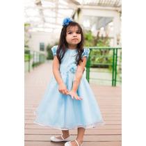 Vestido Cinderela Infantil