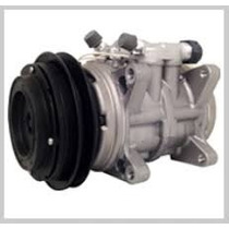 Compressor 6p148 Denso 8 Orelhas 12 Volts Polia Canal A